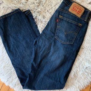 Men's 514 Levi's slim fit jeans